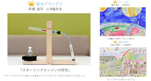 ■タイナビ自由研究・絵画大賞2015 受賞作品